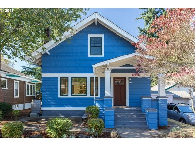 Single Family Home For Sale: 451 NE 65th Ave