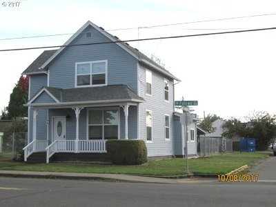 McMinnville Single Family Home For Sale: 548 SW Fellows St