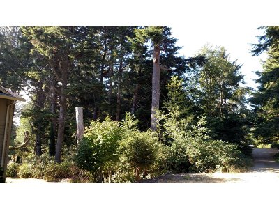 Arch Cape, Cove Beach Residential Lots & Land For Sale: Woodland Heights Rd #3500