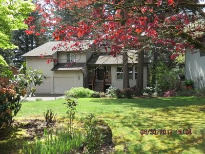 Happy Valley Single Family Home For Sale: 10367 SE 99th Dr