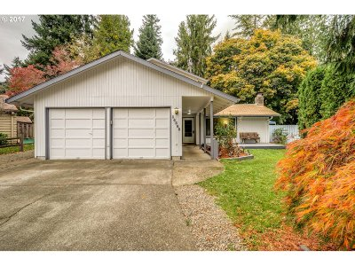 Tigard Single Family Home For Sale: 14565 SW 91st Ave