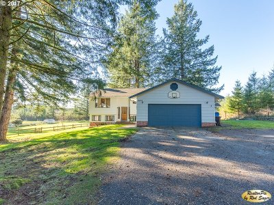 Single Family Home Sold: 4412 NE 292nd Ave