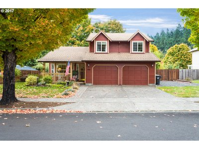 Wilsonville Single Family Home For Sale: 30966 SW Salmon Ln