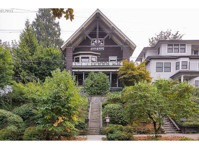 Clackamas County, Multnomah County, Washington County Multi Family Home For Sale: 2924 NW Savier St