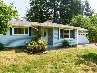 Single Family Home For Sale: 1512 SE 129th Ave