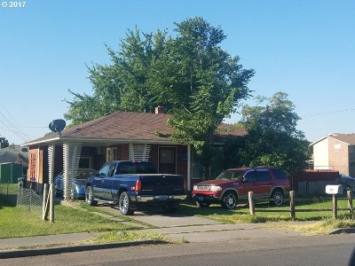 Hermiston Single Family Home For Sale: 895 W Orchard Ave