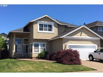 Happy Valley Single Family Home For Sale: 8932 SE Bristol Park Dr