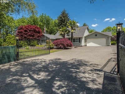 Aurora Single Family Home For Sale: 22196 Airport Rd NE