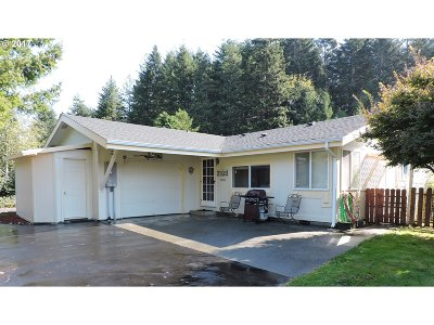 Gold Beach OR Single Family Home For Sale: $89,500