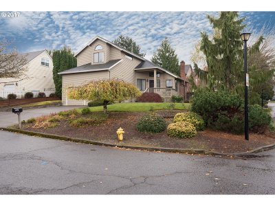 Happy Valley, Clackamas Single Family Home For Sale: 12720 SE Opal Way