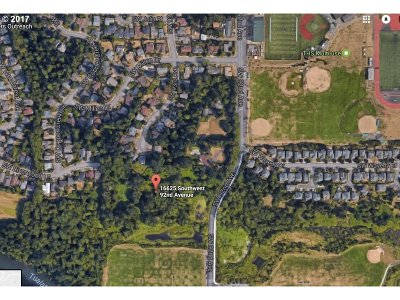 Tigard Residential Lots & Land For Sale: 16625 SW 92nd Ave