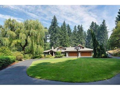 Wilsonville Single Family Home For Sale: 5025 SW Homesteader