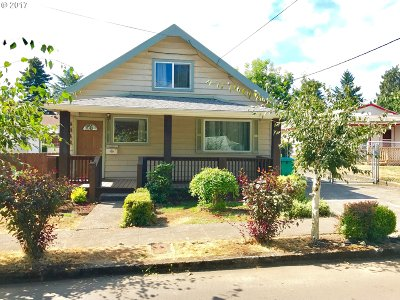 Single Family Home Sold: 8342 N Swenson St
