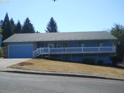 Estacada Single Family Home For Sale: 792 NE Edgehill Dr