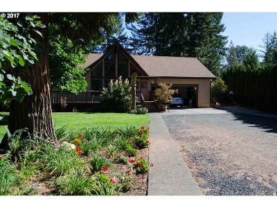 Sweet Home Single Family Home Sold: 28845 Weatherly Ln