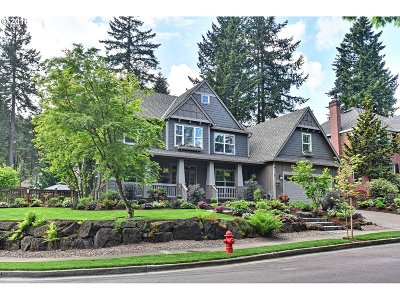 Tualatin Single Family Home For Sale: 22865 SW Eno Pl