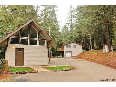 Salem Single Family Home For Sale: 4660 S Croisan Creek Rd