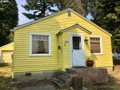 Washougal Single Family Home For Sale: 2631 F St