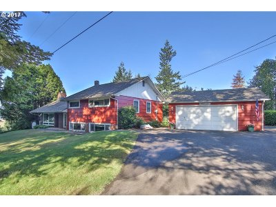 North Bend Single Family Home For Sale: 64332 Sun Valley Rd