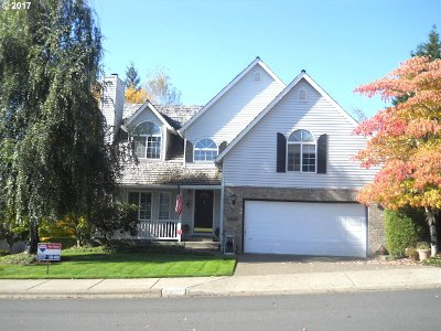 Portland Single Family Home For Sale: 5061 NW 167th Pl