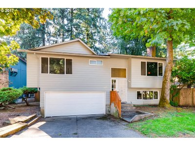 Single Family Home For Sale: 125 SE 205th Dr