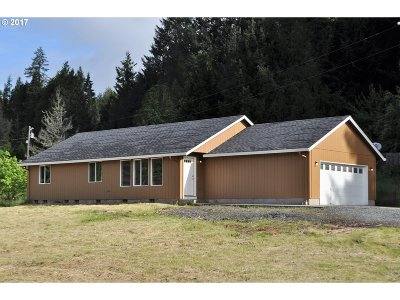 Cottage Grove, Creswell Single Family Home For Sale: 33805 Row River Rd