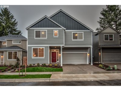 Beaverton Single Family Home For Sale: 16245 SW Medallion Ln