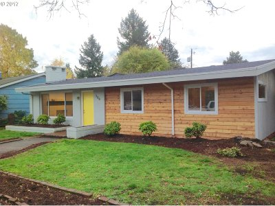 Single Family Home Sold: 304 SE 101st Ave