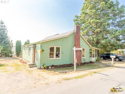 Washougal WA Single Family Home Sold: $235,000