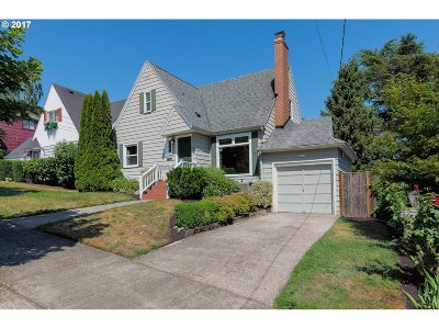 Single Family Home For Sale: 2330 NE 60th Ave