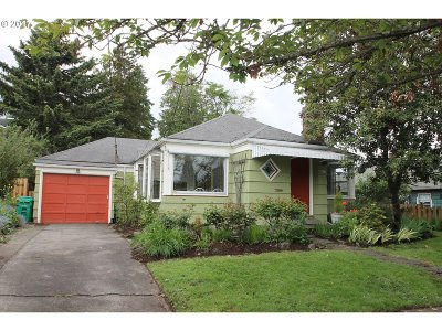Single Family Home Sold: 4827 NE 35th Pl