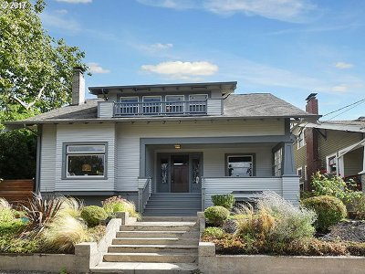 Single Family Home For Sale: 616 SE 38th Ave