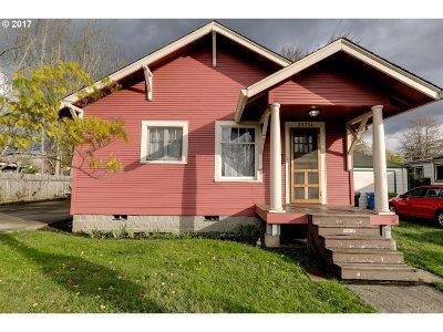 Eugene Single Family Home For Sale: 2575 Hilyard St