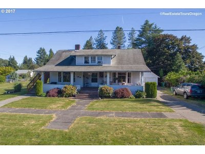 Forest Grove OR Single Family Home For Sale: $595,000