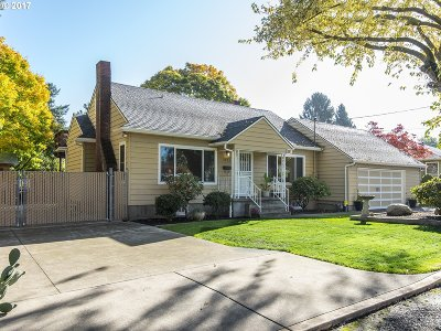 Single Family Home For Sale: 4902 NE 75th Ave