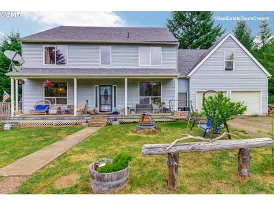 Yamhill Single Family Home For Sale: 21830 NW Fairdale Rd