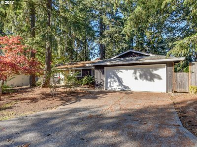 Single Family Home For Sale: 6210 SW Cross Creek Dr