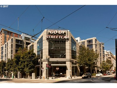Multnomah County Condo/Townhouse For Sale: 1030 NW 12th Ave #509