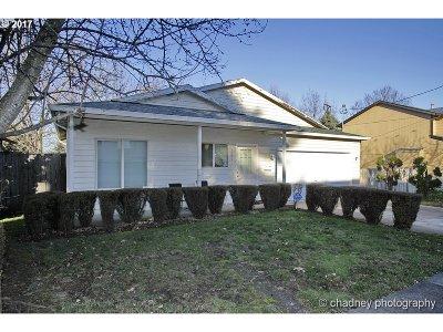 Portland Single Family Home For Sale: 3621 N Newark St