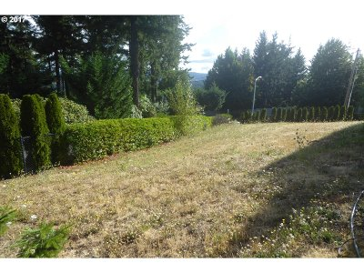 Aloha, Beaverton Residential Lots & Land For Sale: 17549 SW Butterfly Ct