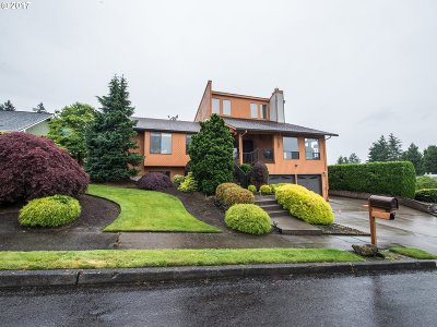 Single Family Home For Sale: 3107 NE 158th Ave