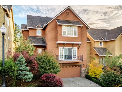 Happy Valley Single Family Home Pending: 9388 SE Wyndham Way