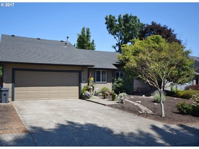 Salem Single Family Home For Sale: 719 J David St