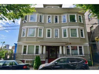 Portland Condo/Townhouse For Sale: 1714 NW Couch St #20