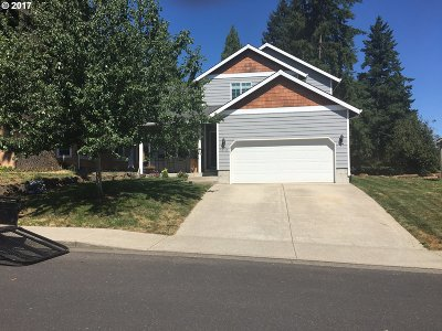 Scappoose Single Family Home For Sale: 53117 Manor Dr