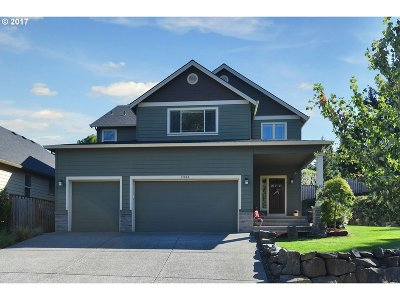 Happy Valley Single Family Home Pending: 13084 SE Snowfire Dr