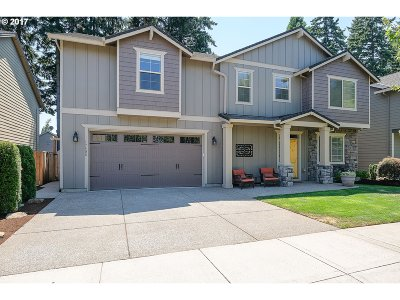 Sherwood Single Family Home For Sale: 17408 SW Timber Crossing Ln