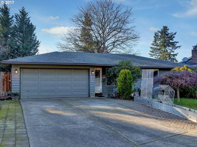 Tualatin Single Family Home For Sale: 20595 SW 86th Ave