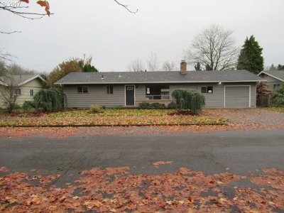 Keizer Single Family Home For Sale: 4770 12th Ave