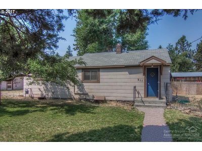 Bend Single Family Home For Sale: 311 SE 5th St